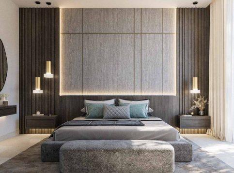 Villa La Finca de Jasmine - Master bedroom