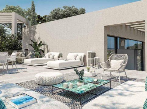 Villa La Finca de Jasmine - terrace